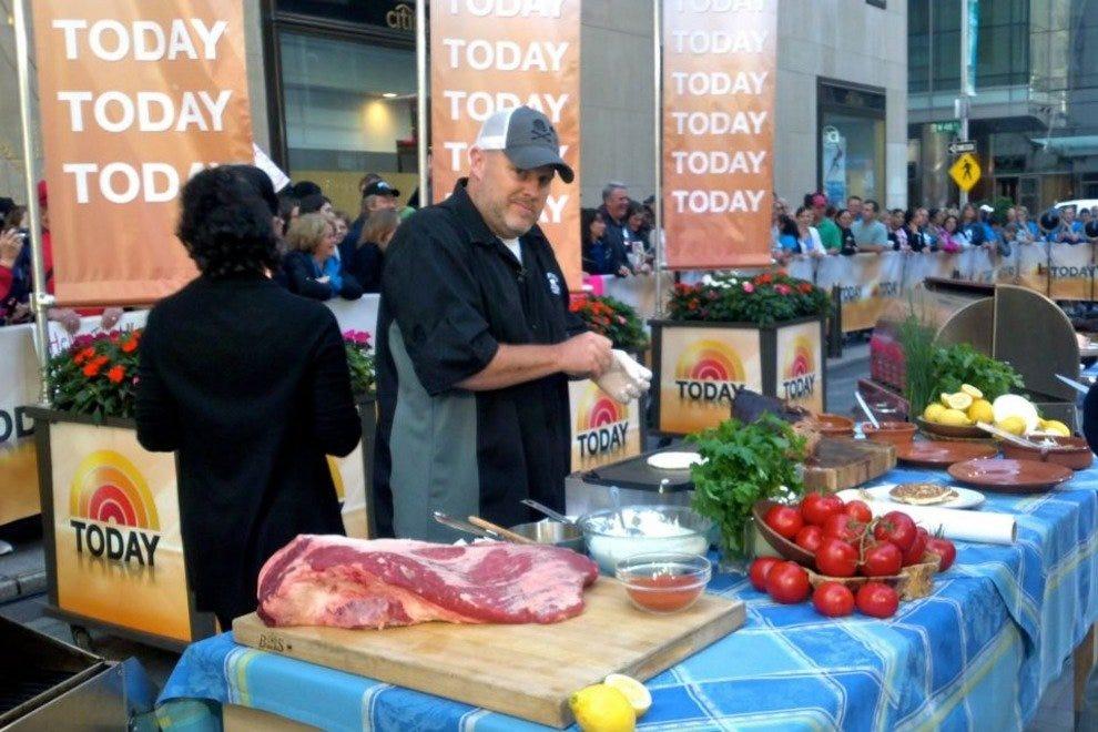 Nashville Restaurants Featured On Food Network