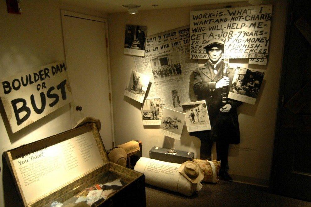 Boulder City/Hoover Dam Museum: Las Vegas Attractions Review