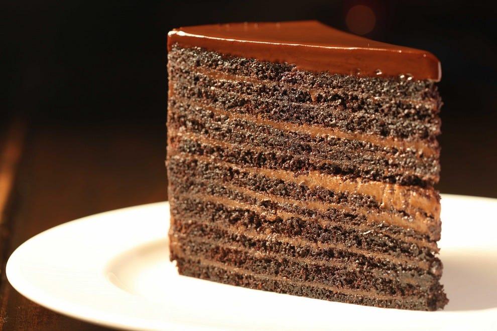 Layer Chocolate Cake Nyc
