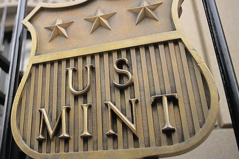 Denver's U.S. Mint is one of only two in the United States