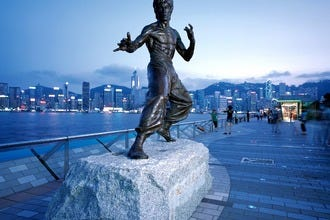 Iconic Attractions near Hong Kong's Cruise Terminals