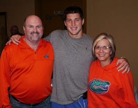 Top Reasons Tebow's Florida Fans Will Feel at Home in Boston
