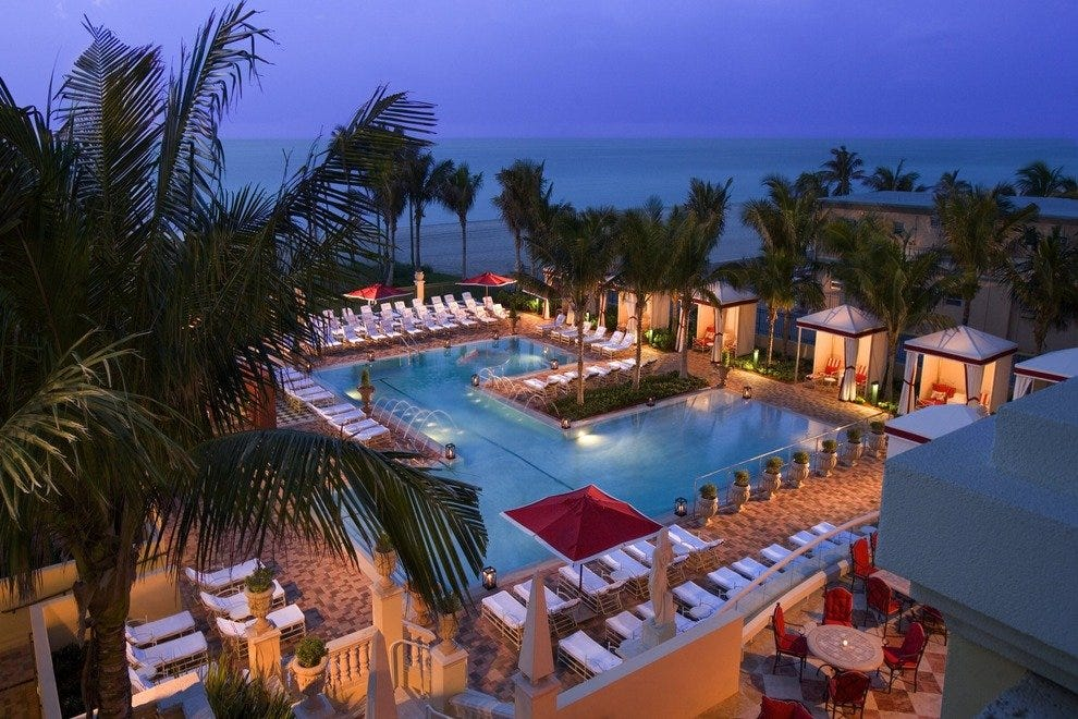 Acqualina Resort & Spa, Miami, FL