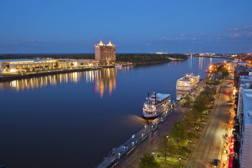 The Westin Savannah Harbor Golf Resort & Spa in Savannah, GA