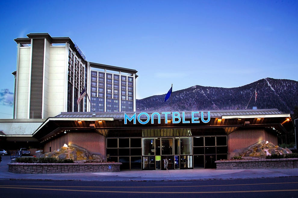 Montbleu Resort Casino Amp Spa Tahoe