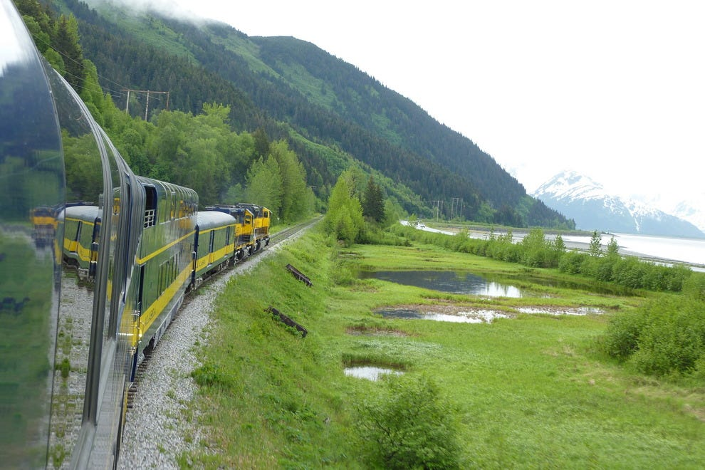 travel nation best scenic train rides