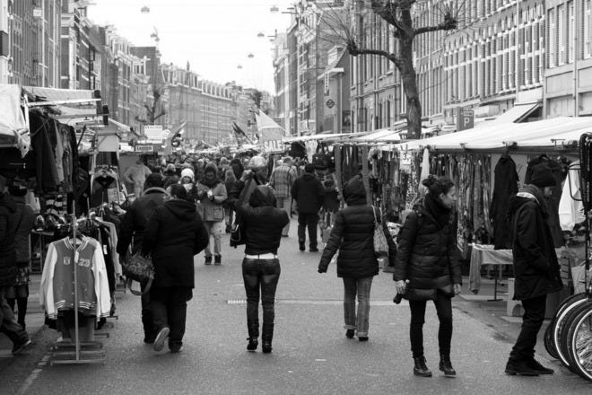 Best Shopping in Amsterdam