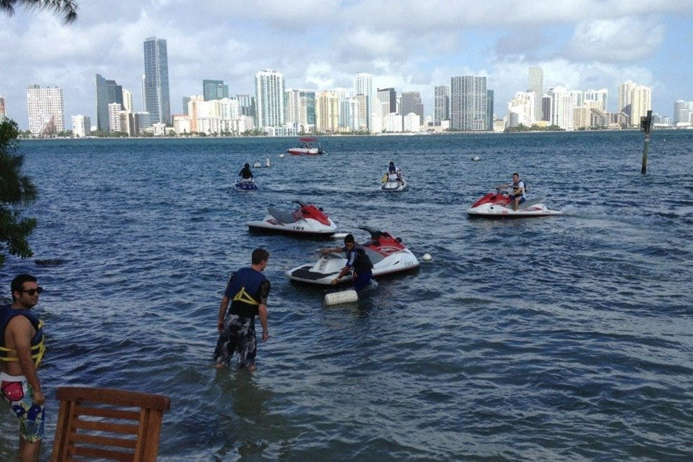 Miami Water Life Tours