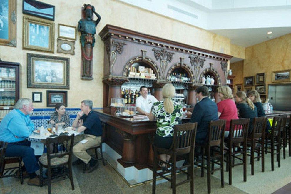 哥伦比亚咖啡馆-坦帕河畔