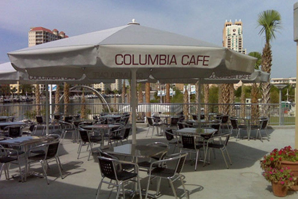 Columbia Cafe Riverwalk Tampa Tampa Restaurants Review 10Best Experts An