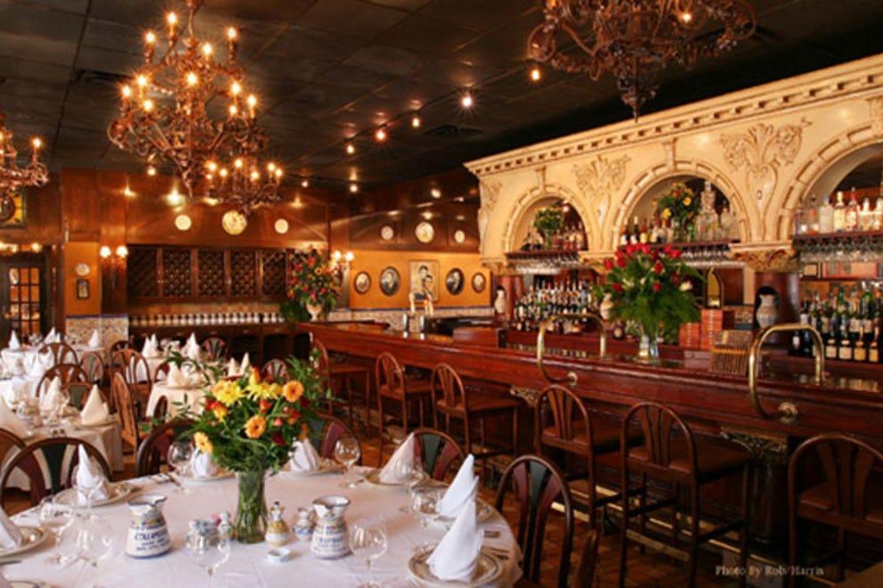 Columbia Restaurant Ybor City Tampa Fl