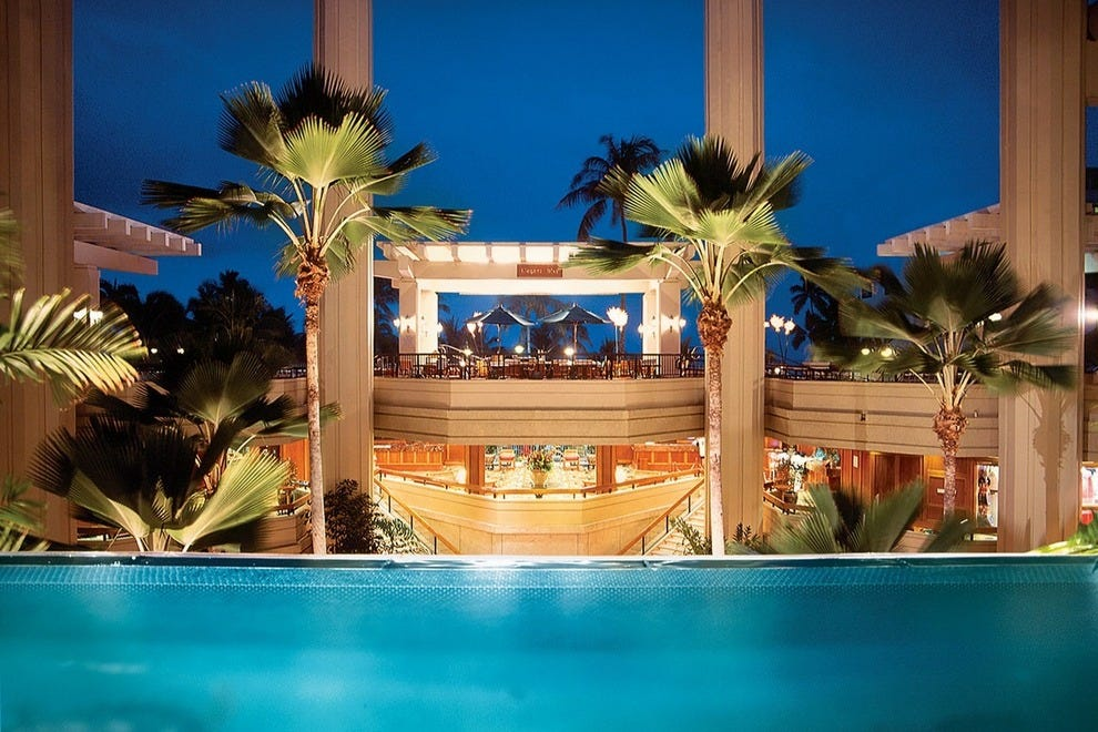Five Star Hotels In Honolulu Hawaii