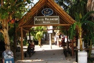 A Relaxing, Romantic Day on Cozumel's Playa Palancar