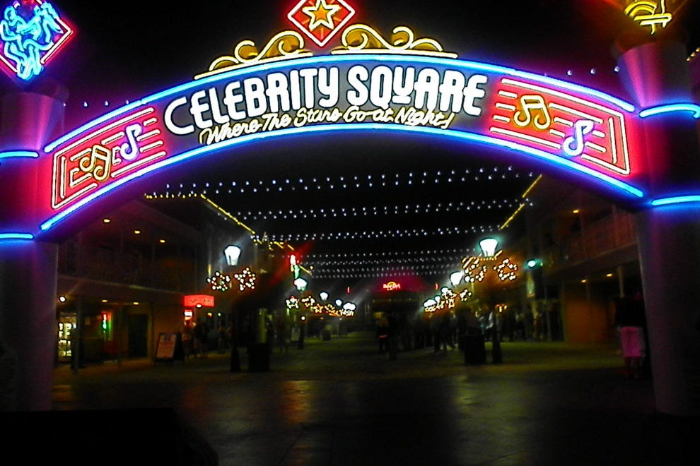 Nightlife Slideshow Best Of Myrtle Beachs Broadway