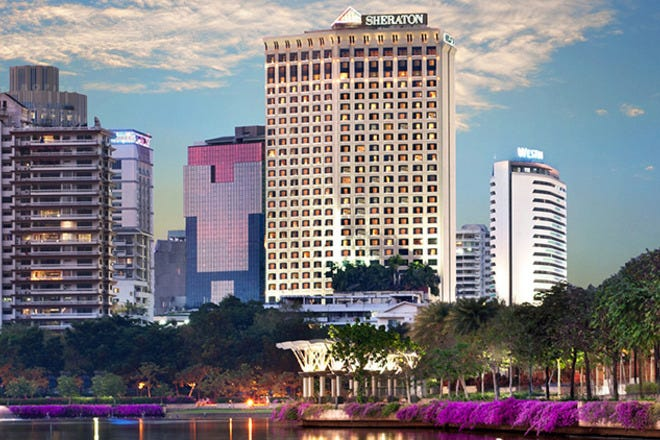 Sukhumvit's Best Hotels