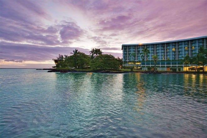 Resort in Big Island