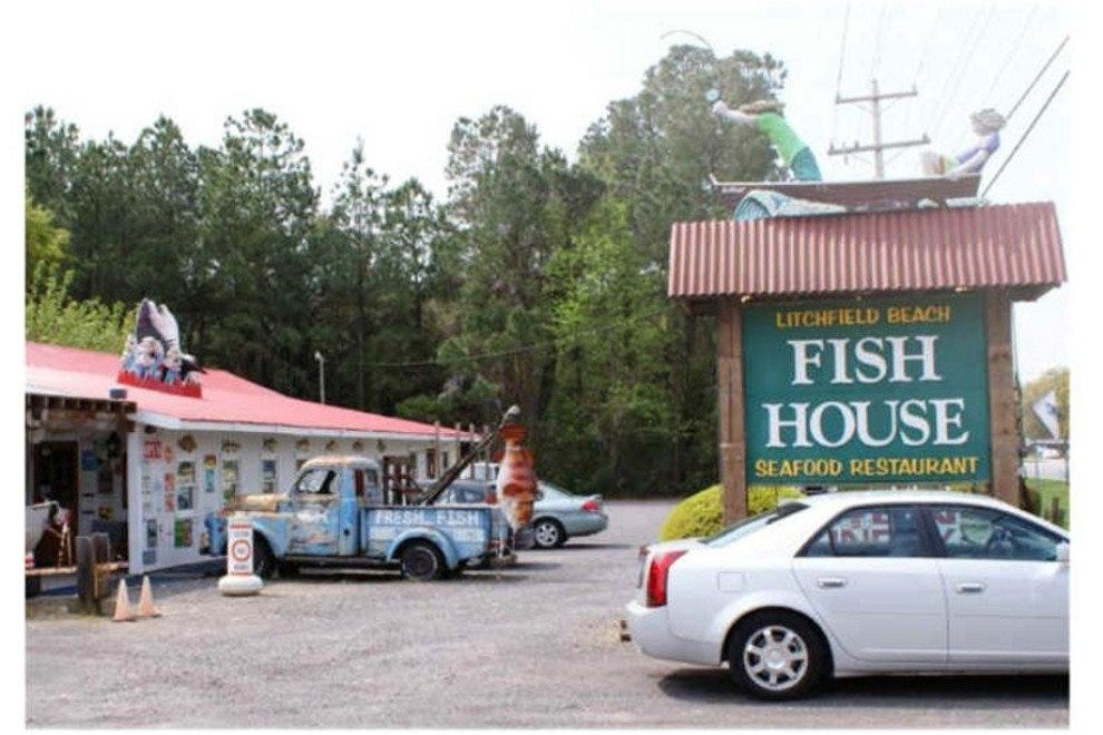 Restaurant Slideshow Murrells Inlet S Best Restaurants Litchfield Beach Fish House