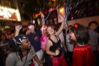 Hong Kong Night Clubs Dance Clubs 10best Reviews