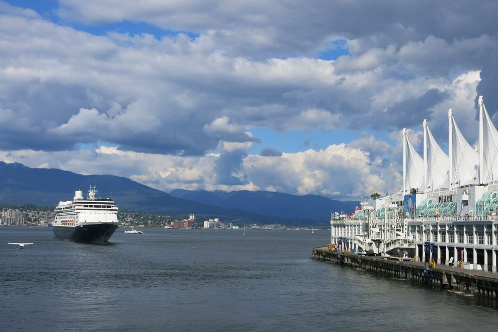 Cruise Ship Terminal - Canada Place