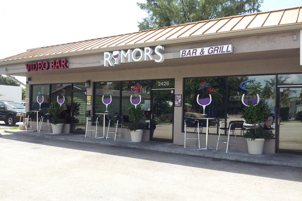 Rumors Bar And Grill >> Rumor Has It Rumors Bar And Grill Sizzles