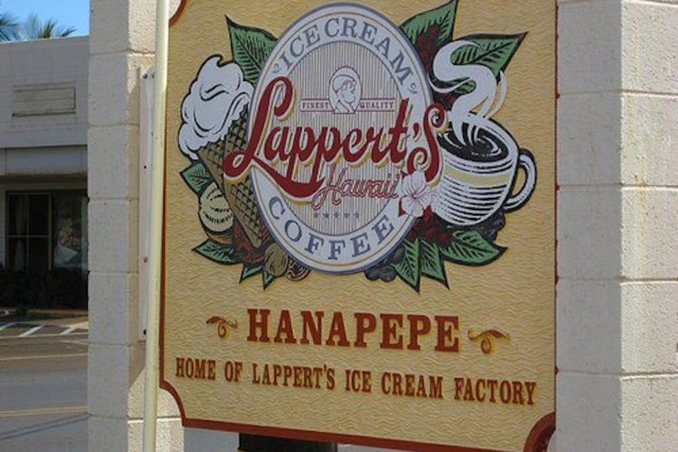 Lappert's Hawaii