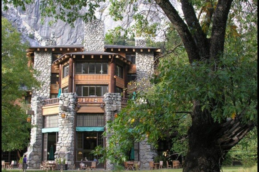 The Ahwahnee Hotel, Yosemite Park