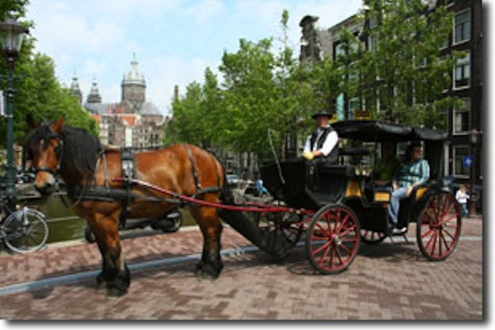 Karos Horse and Carriage Tour