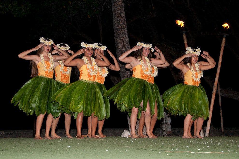 Luau on Polynesian Cultural Center Buffet