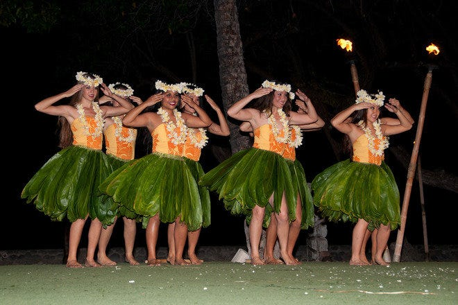 Luau in Honolulu