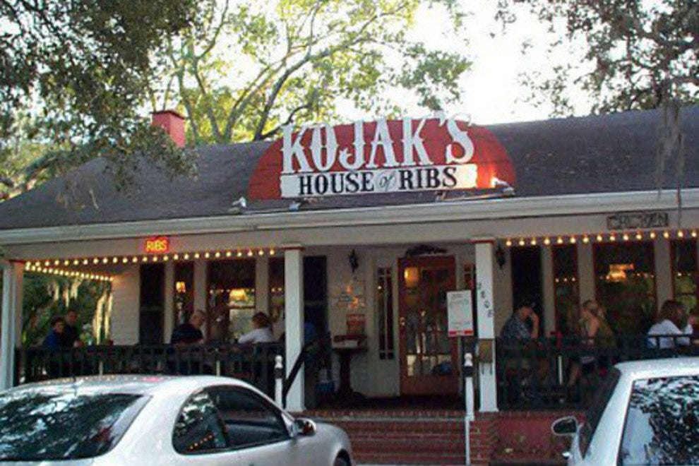 Kojak S House Of Ribs