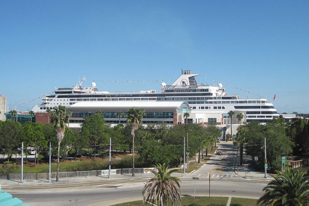 Port of Tampa Cruise Terminals