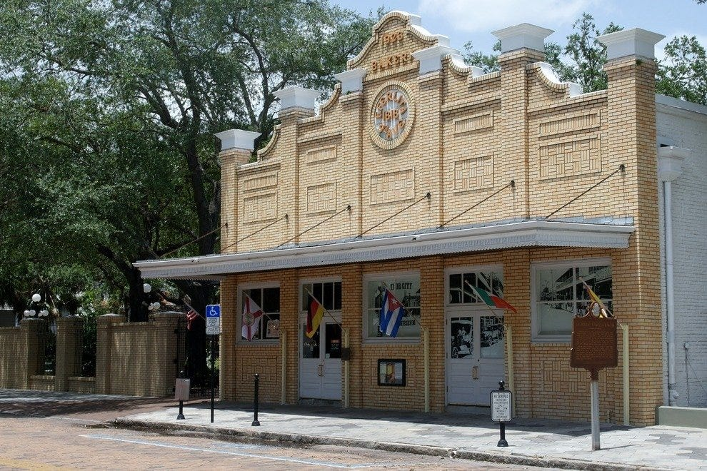Ybor City Museum illustrates the unique history and culture of the neighborhood