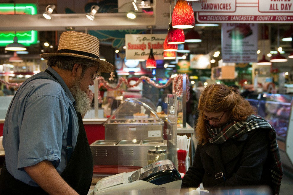 The Reading Terminal Market