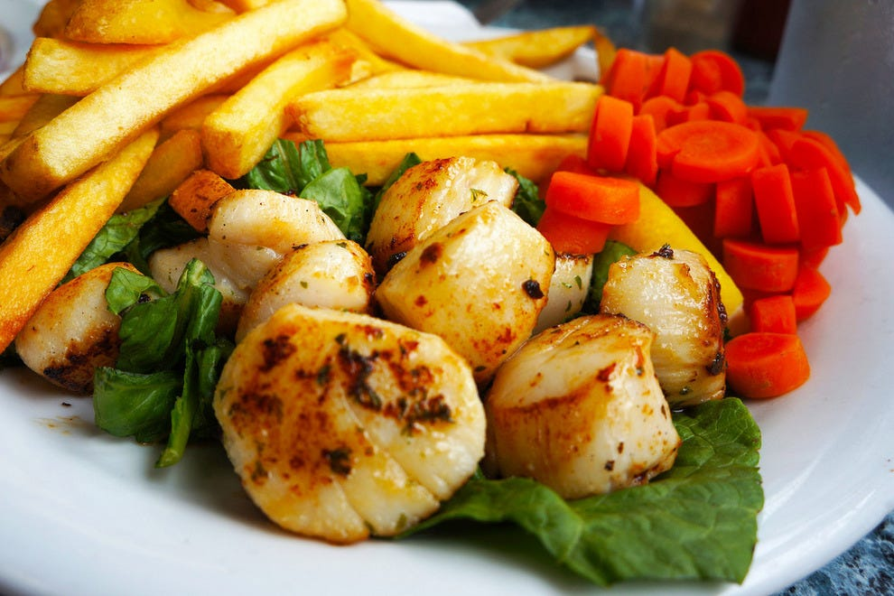 Famous Digby Scallops