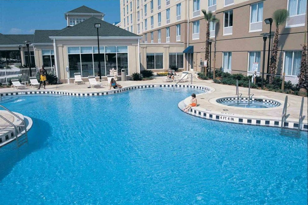 Hilton Garden Inn Orlando At Seaworld Orlando Hotels Review 10best Experts And Tourist Reviews