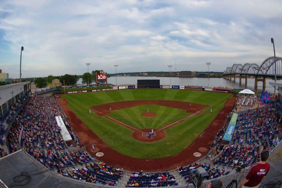 Best Minor League Baseball Stadiums 10best Readers