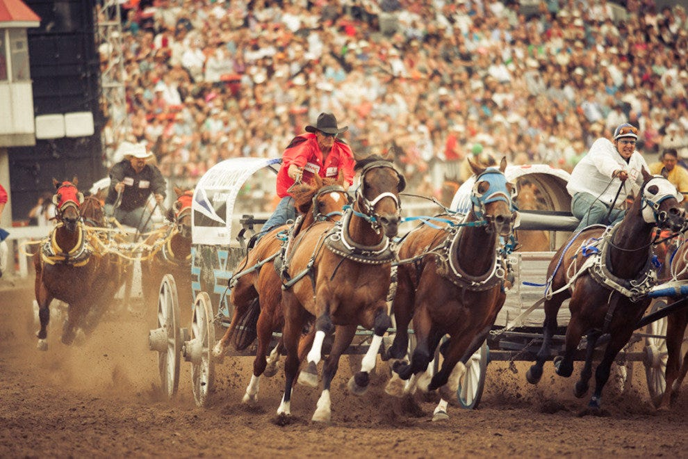 Chuckwagon Derby
