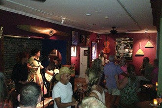 A Jazz Club in Paradise Draws the Crowds in Key West