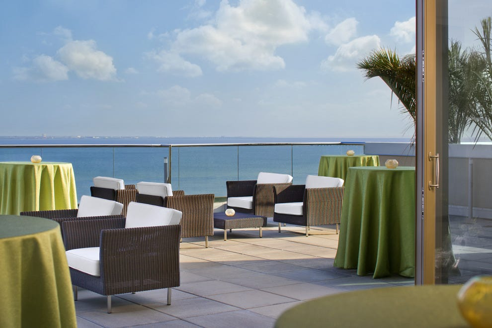 Westin Tampa Bay Hotel