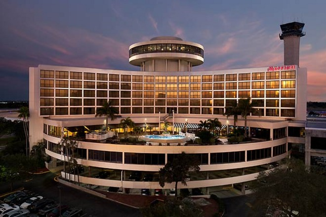 Airport Hotels in Tampa