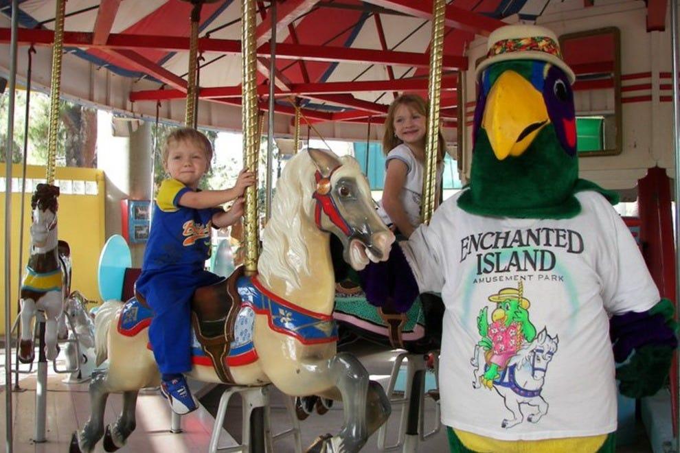 Enchanted Island Echo Tours