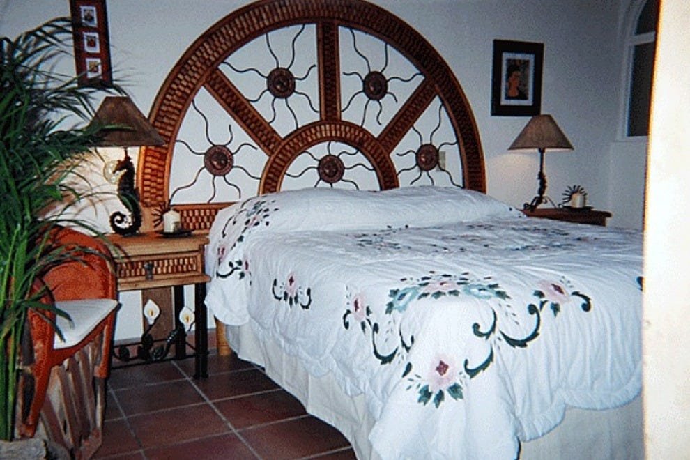 Norman Diego's The Mexican Inn Bed & Breakfast Cabo San Lucas