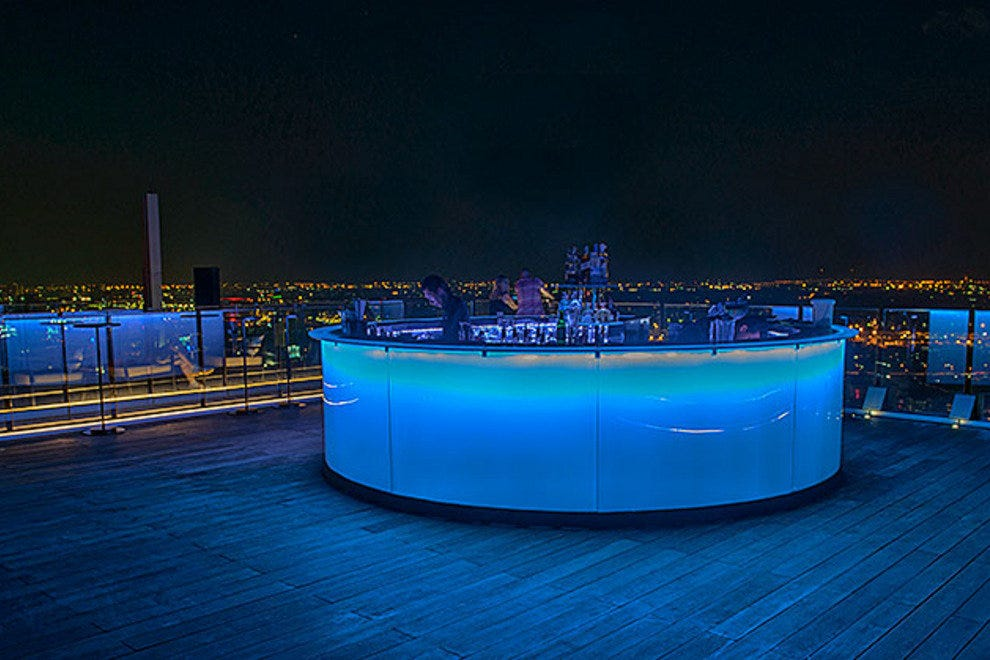 Octave Rooftop Bar and Lounge