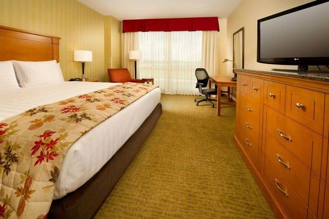 凤凰城的廉价酒店