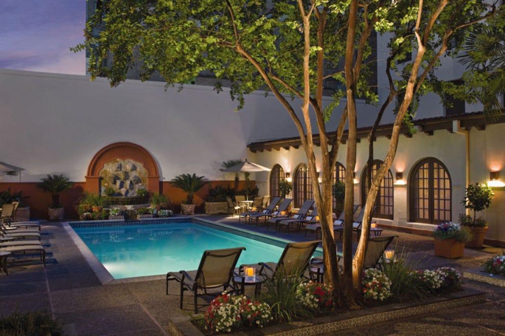 San Antonio Luxury Hotels In San Antonio Tx Luxury Hotel Reviews 10best