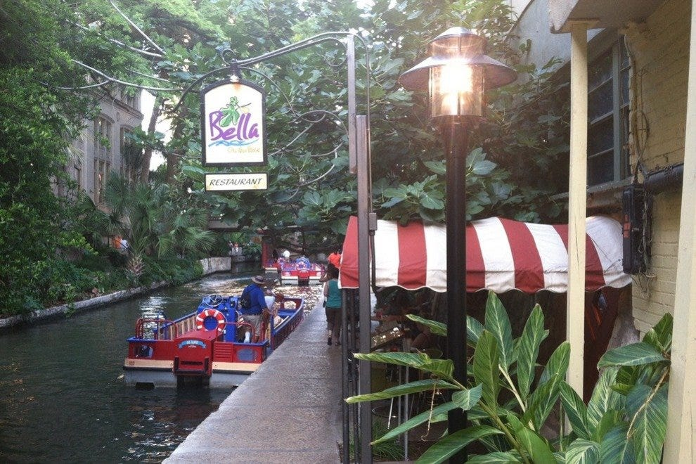 Bella On The River San Antonio Restaurants Review