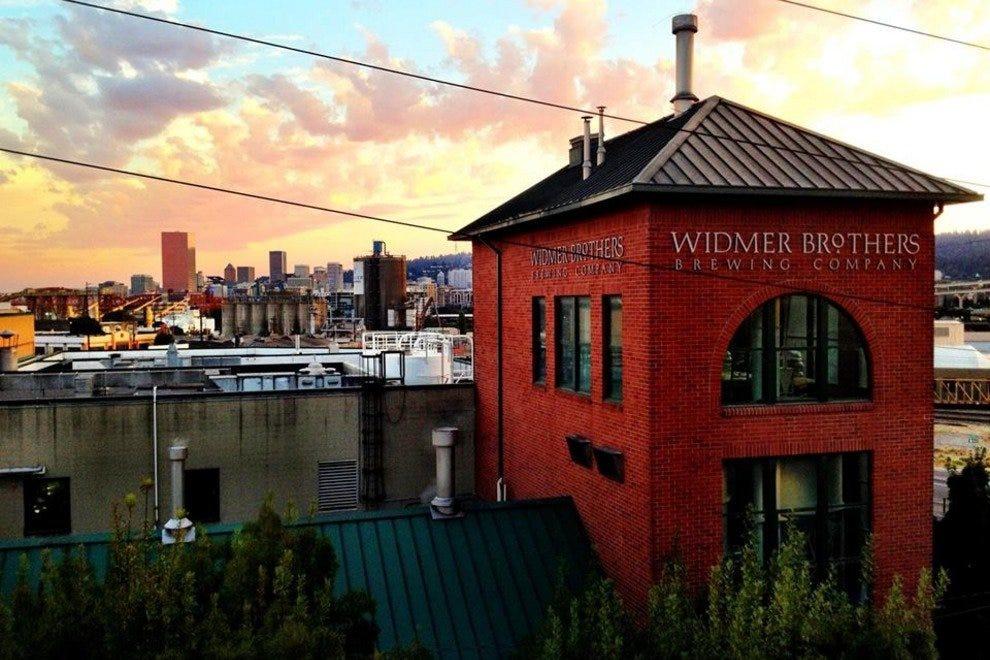 Widmer兄弟啤酒厂