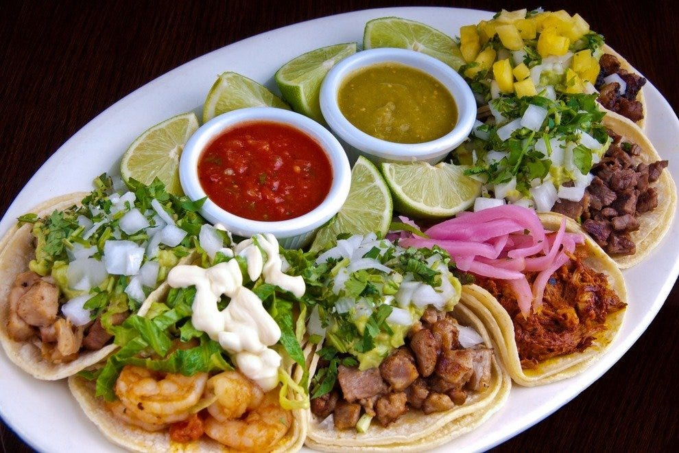 Best Mexican Food In National City