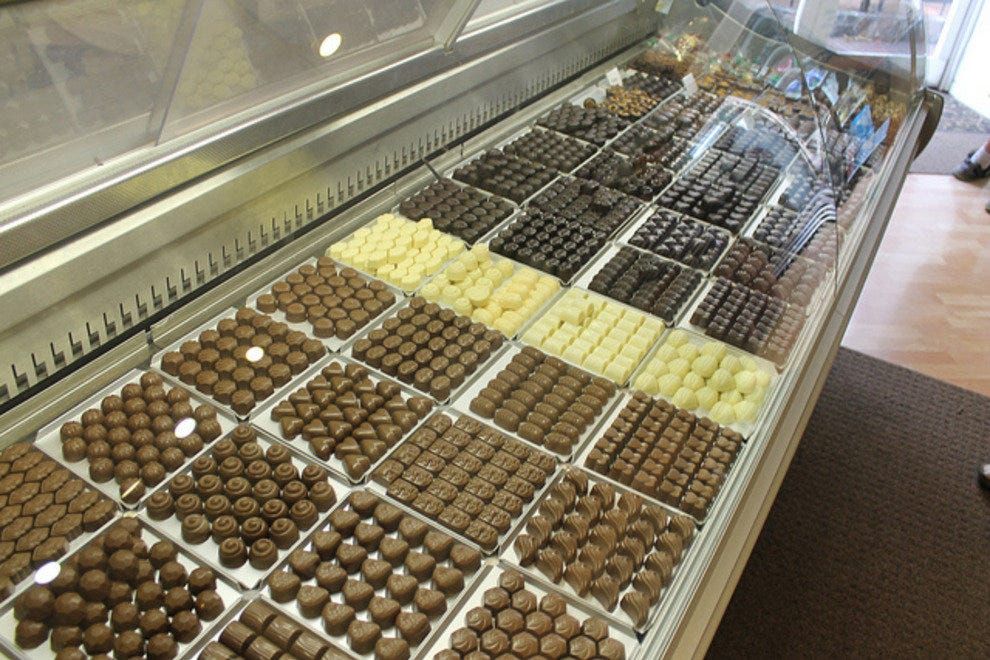Belgian Chocolate Factory