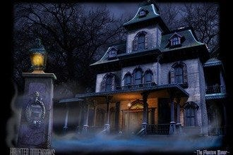 Haunted Mayfield Manor
